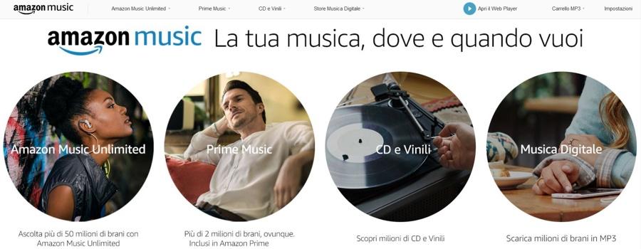 Le playlist Amazon Music ora si creano con la voce grazie ad Alexa