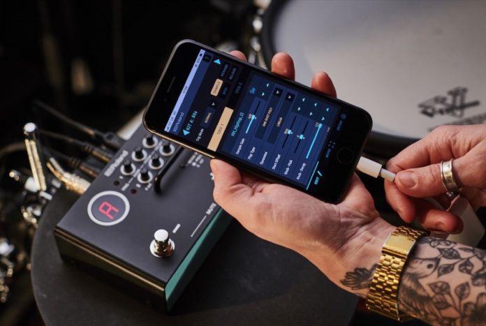 Con Roland TM-1 cambiate i suoni della batteria acustica con un'app