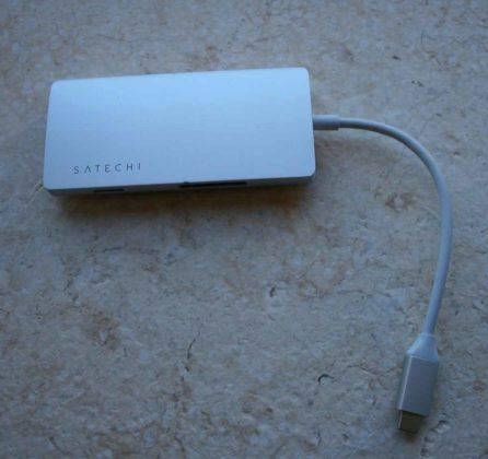 Recensione Satechi USB-C multiport V2, l'adattatore perfetto per MacBook e MacBook Pro e anche iPad