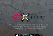 D-Space, l'app che dice dove poter volare con i droni