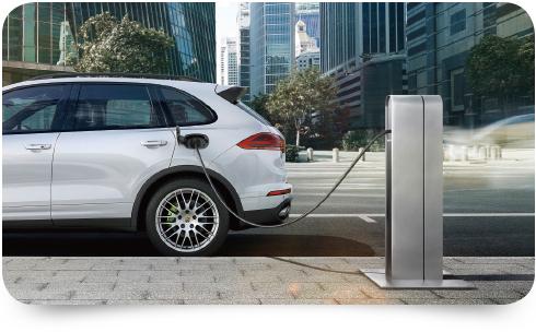 colonnine di ricarica dei veicoli elettrici