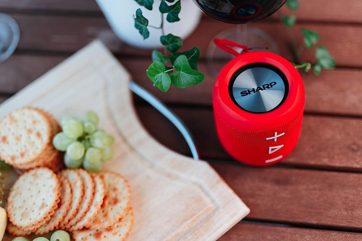 Sharp, i tre nuovi speaker Bluetooth visti a IFA 2018 sono su Amazon