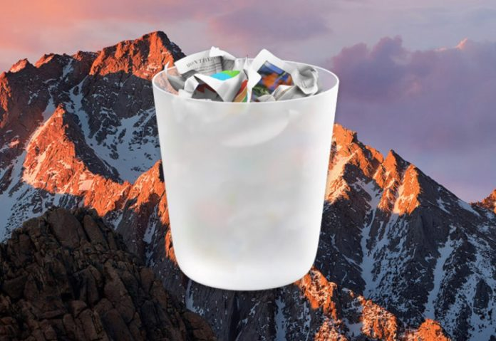 Come eliminare file dal cestino Mac automaticamente ogni 30 giorni