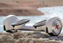 Smart PI, in offerta il nuovo scooter hoverboard unibody leggero e sportivo
