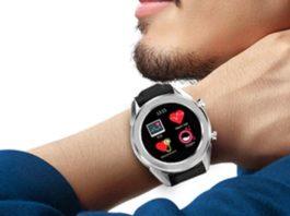 NO.1 DT 28, lo smartwatch impermeabile con monitor di frequenza cardiaca