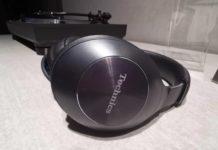 Technics F70N, cuffia over-ear con audio LDAC apt-X HD