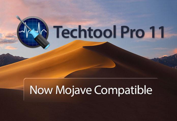 Micromat TechTool Pro 11, aggiornata l'utility diagnostica per Mac