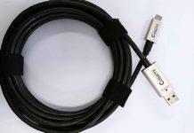 I primi cavi USB 3.1 Gen 2 in fibra ottica consentono di estendere i collegamenti fino a 50 metri