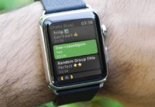 Whatsapp per Apple Watch diventa possibile grazie a WatchChat