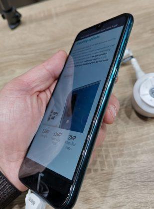 Wiko View3 Pro, smartphone con super-grandangolo al MWC 2019