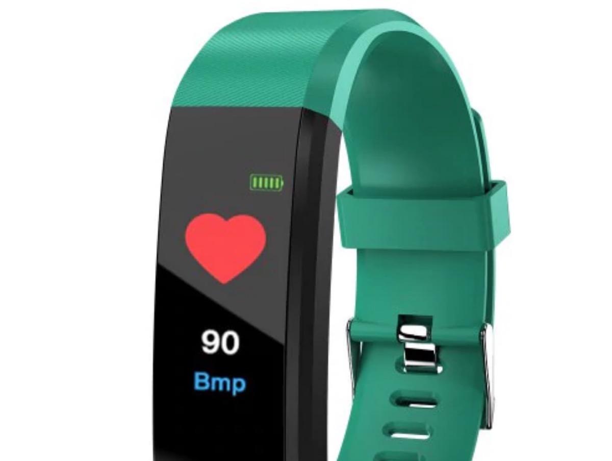 115Plus, lo smartband con cardiofrequenzimetro al prezzo di un panino