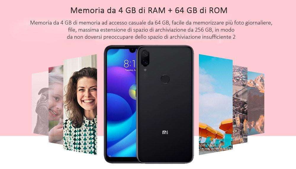 Xiaomi Mi Play, lo smartphone per giovani con Helio P35