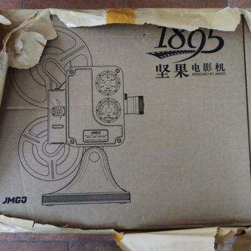 Recensione JMGO 1895S il proiettore Full HD retro stravagante ma facile da regolare e potente