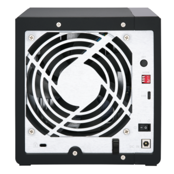 QNAP TR-004, alloggiamento di espansione RAID USB 3.0 con 4-bay