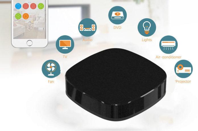 A1 Mini, solo 13 euro per il telecomando universale IR Wi-Fi, spedizione inclusa