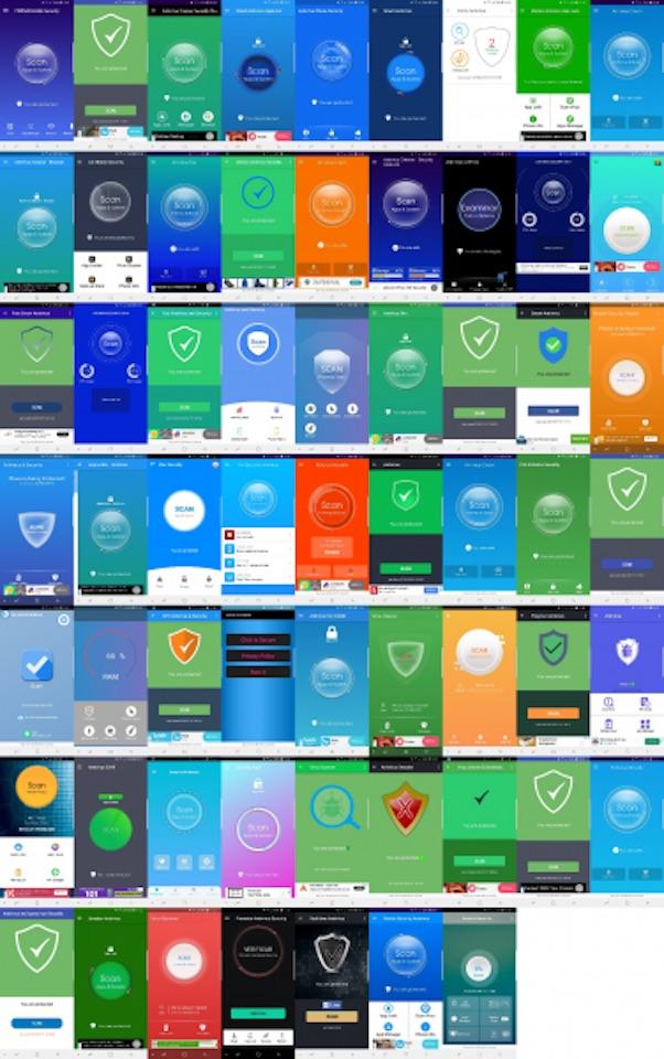 Due terzi delle app antivirus Android non funzionano correttamente