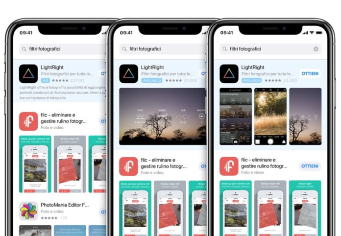 Apple Search Ads, ora la pubblicità di Apple è disponibile in Italia