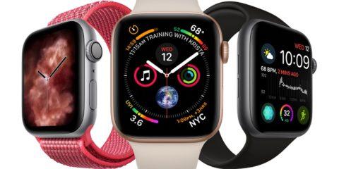 Apple Watch 4 in sconto di 60 euro su eBay
