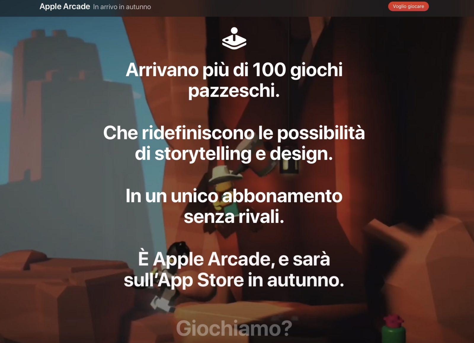 Gli annunci Apple del 25 Marzo e l'Italia
