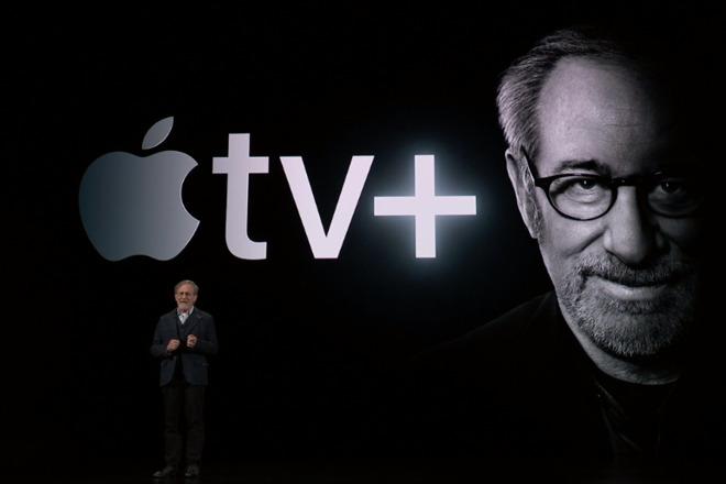 Apple annuncia Apple TV+, il servizio in streaming di Cupertino