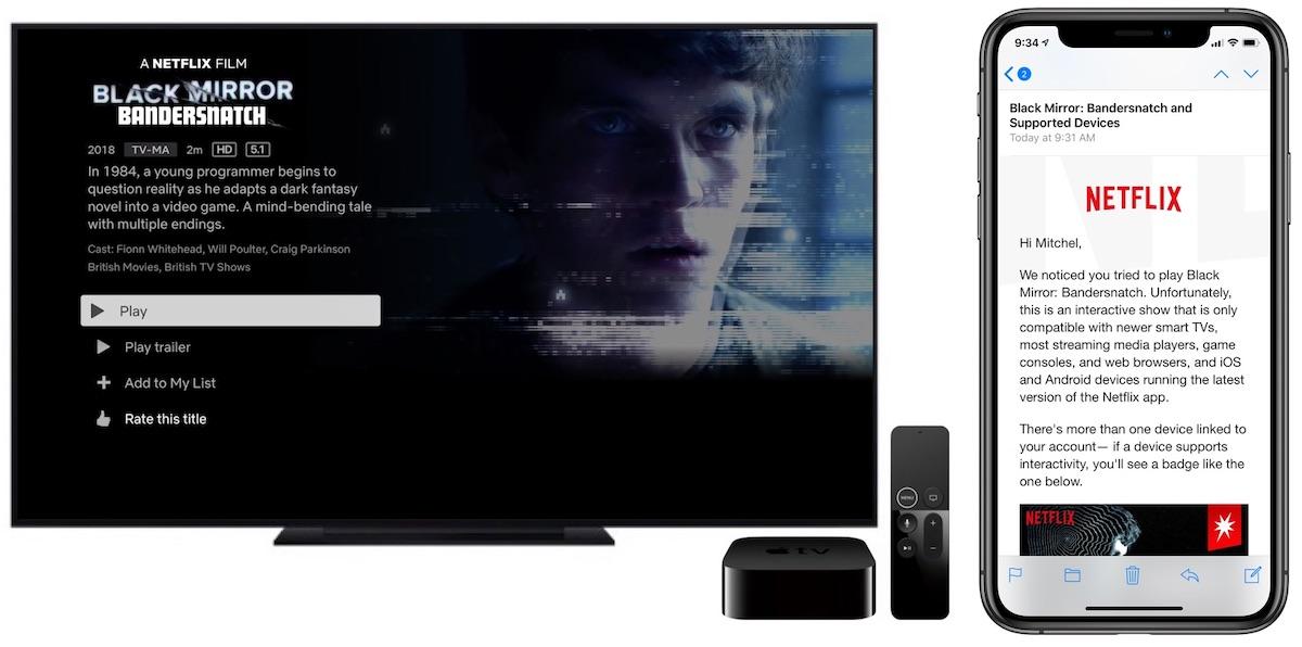 Netflix raddoppia sugli show interattivi, chissà se stavolta Apple TV sarà compatibile