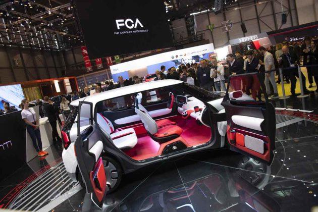 FIAT Centoventi sarà l'erede della Panda ma elettrica