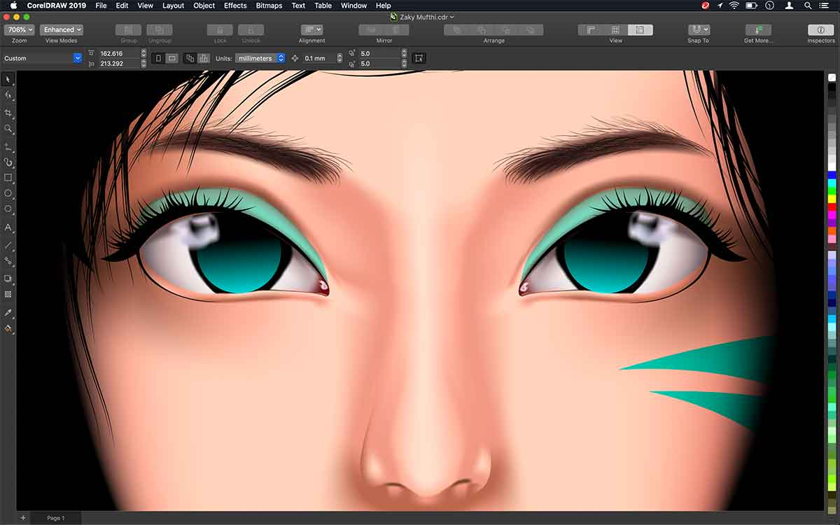 CorelDRAW per Mac