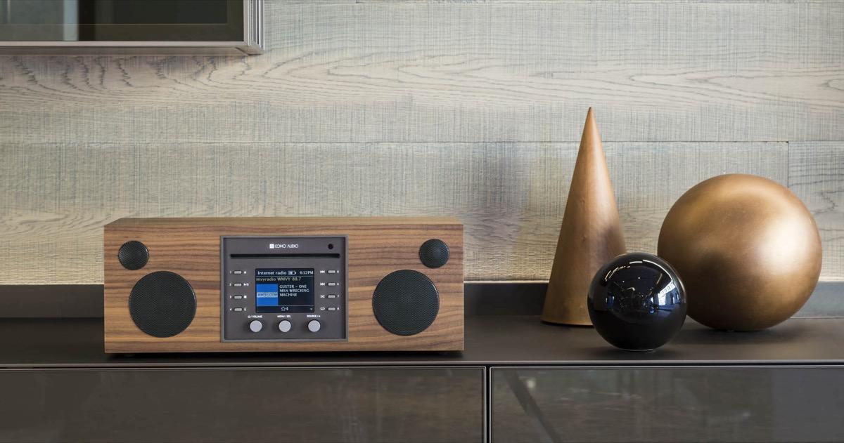 Musica, da Como Audio lo stereo Smart che riesuma il lettore CD
