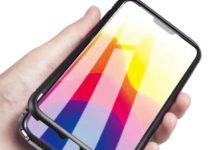 Custodia per iPhone XS/Max e XR in metallo e vetro temperato a soli 7,99 euro
