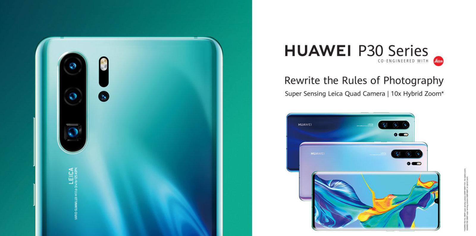 Tutto quello che sappiamo su Huawei P30 Pro e Huawei P30