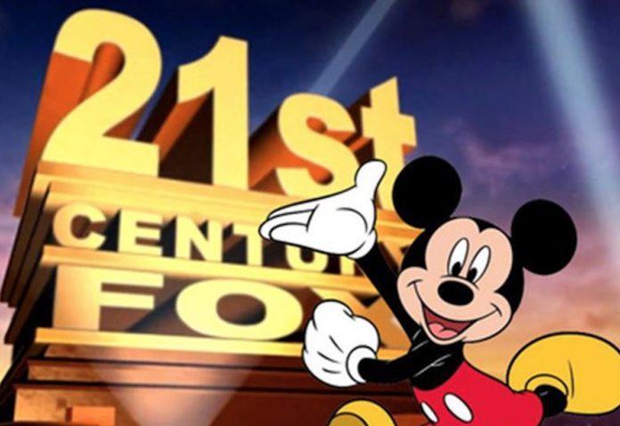 Disney acquisisce 21st Century Fox con una manovra da 71 miliardi di dollari