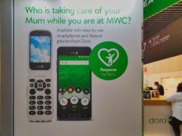 Telecomunicazioni per senior: Tsunami Argento e la risposta di Doro a MWC19