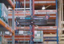 Renault Trucks adotta i droni per l'inventario di magazzino