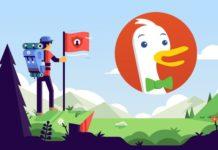 Google aggiunge DuckDuckGo fra i motori di ricerca selezionabili in Google Chrome