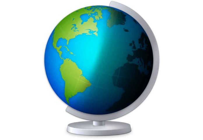 Per il 17° compleanno di EarthDesk, lo sviluppatore sconta l'app con lo sfondo informativo per Mac