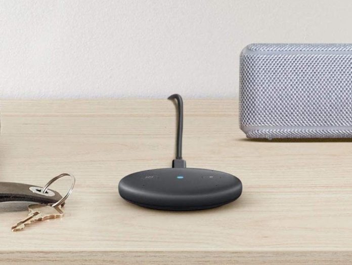 Echo Input mette Alexa su qualsiasi speaker: ora in sconto a 24,99 euro