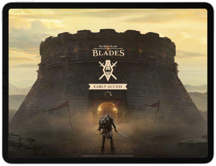 Finalmente, The Elder Scrolls: Blades è disponibile in App Store