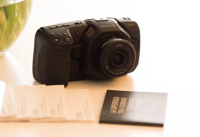 Blackmagic Pocket Cinema Camera 4k, tutta un'altra visione