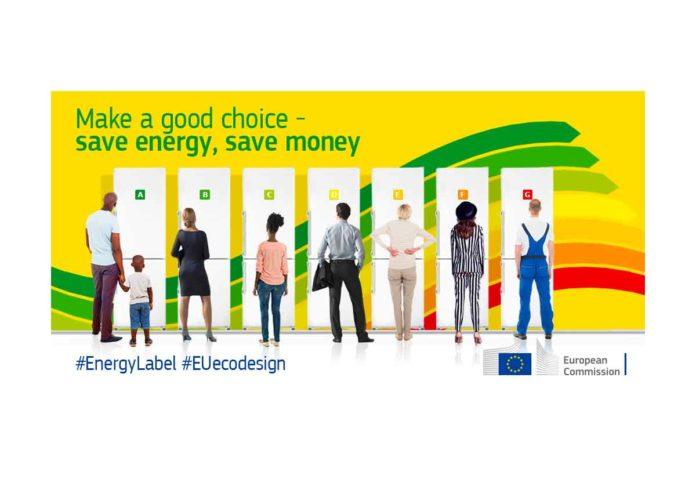 Etichette efficenza energetica