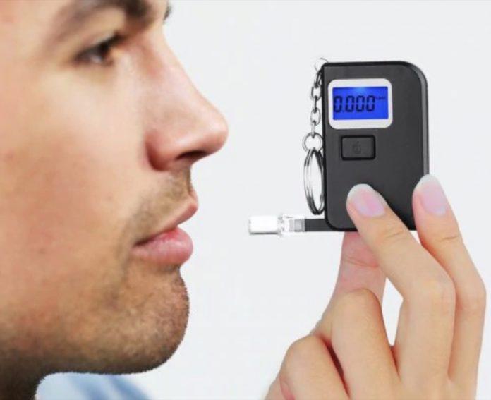 Gocomma MCU, etilometro tascabile e super-economico
