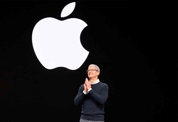 Tim Cook dà il via all'evento di Apple di marzo 2019