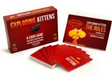 Exploding Kittens, il gioco di carte di Oatmeal dei gatti che esplodono a soli 6 euro