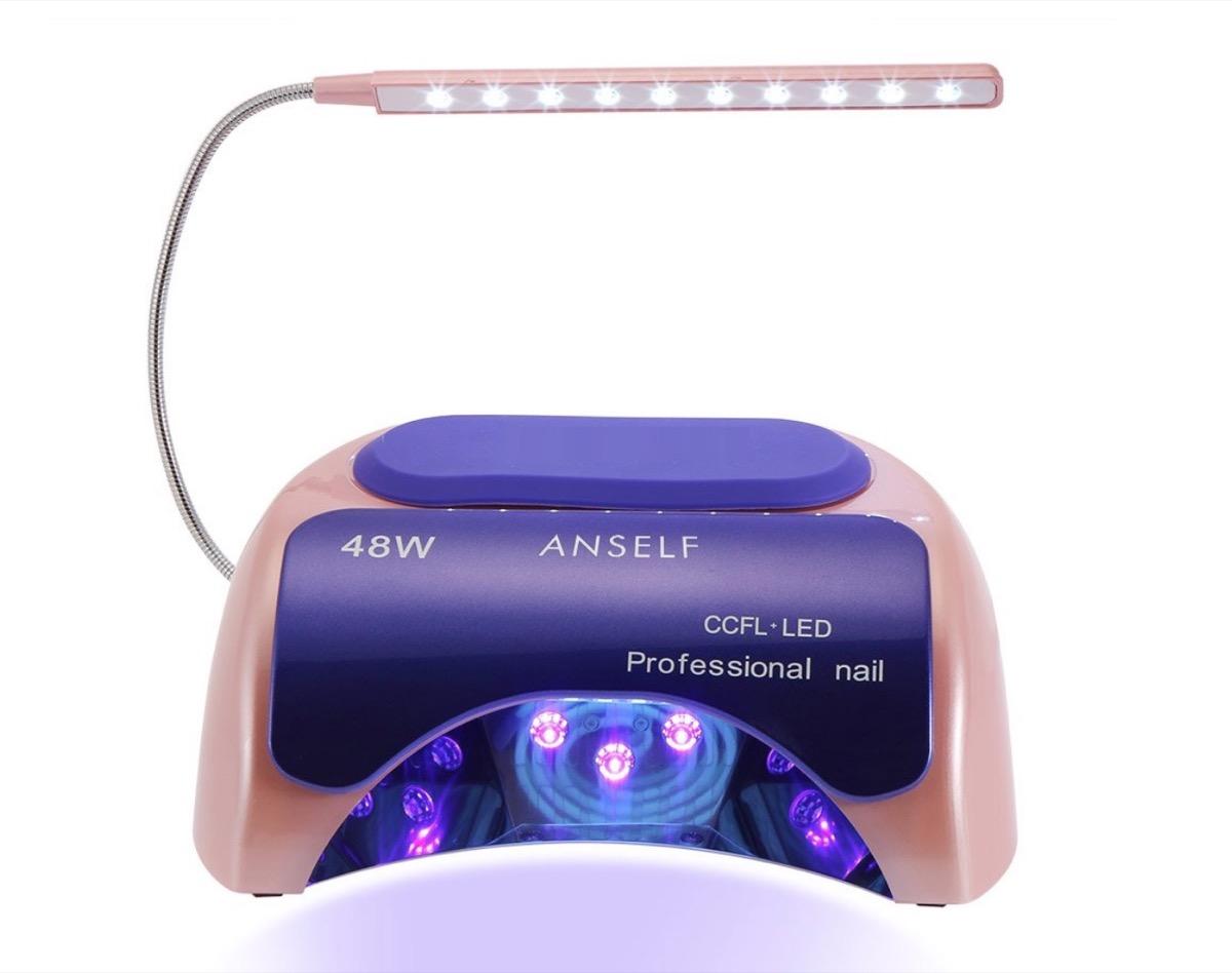 Fornetto a lampada UV per unghie di mani e piedi in sconto a soli 39,99 euro