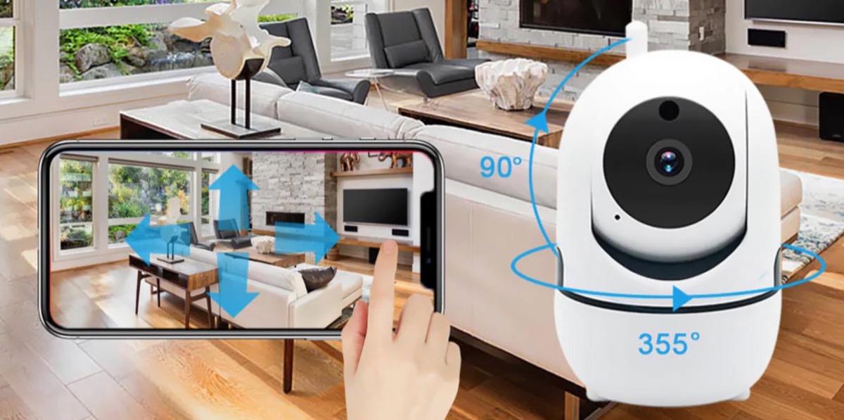 Proteggete casa dai ladri con la videocamera di sorveglianza Gocomma