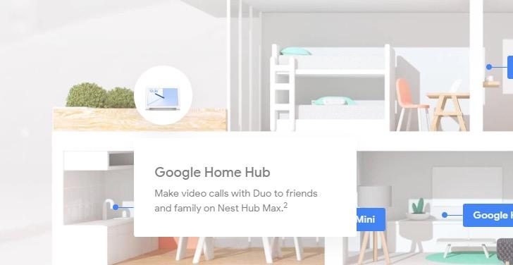 Google svela per errore Nest Hub Max, lo smart display 10 pollici con camera di sorveglianza