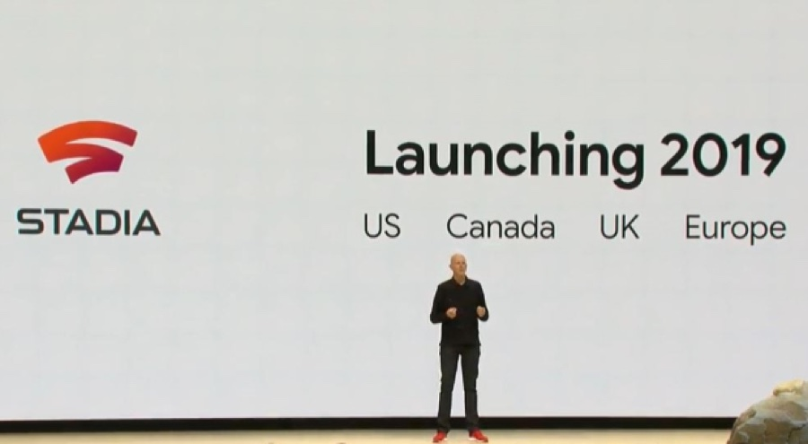 Google Stadia uccide le console con lo streaming dei giochi