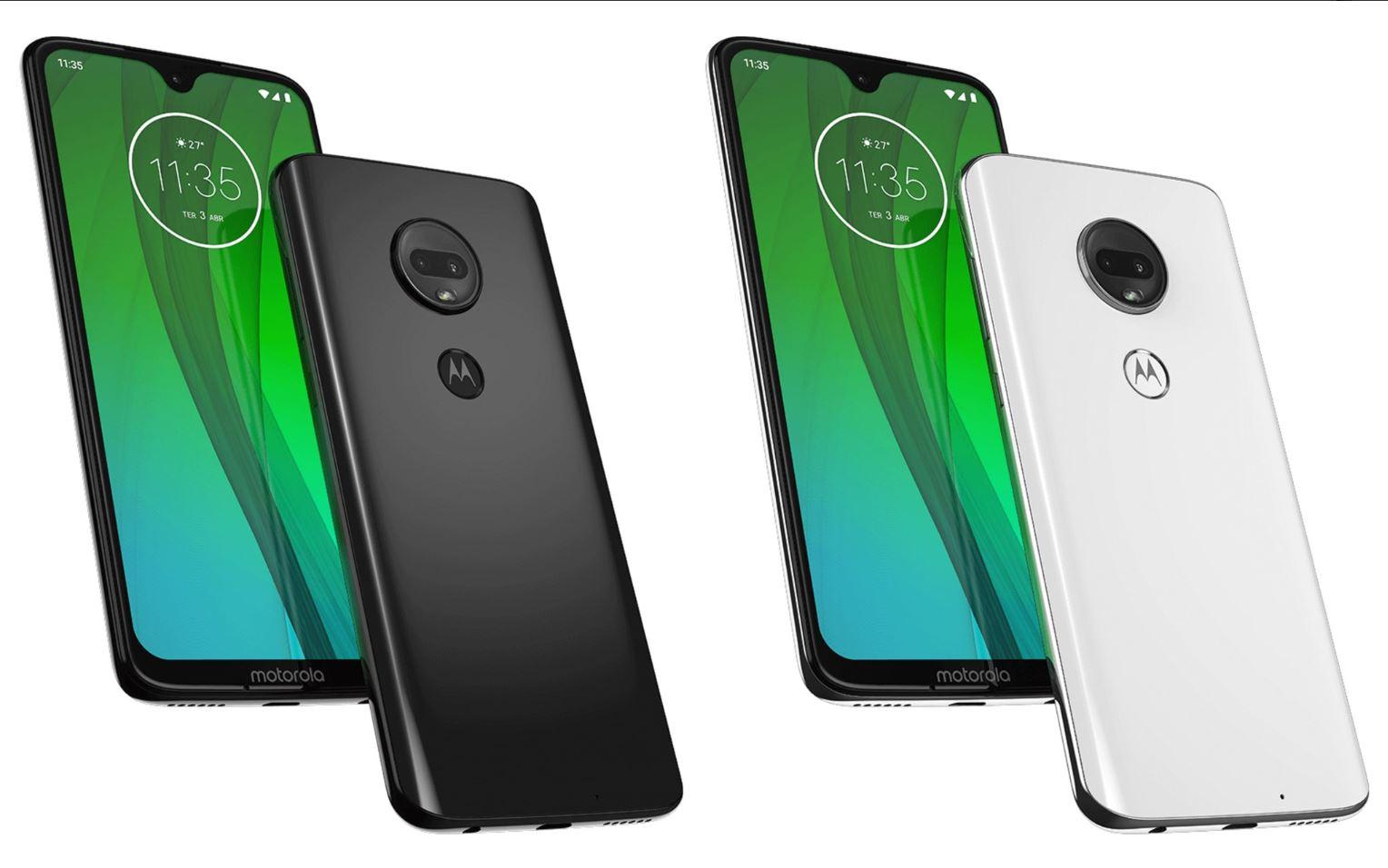 Motorola G7, su Amazona 249 euro