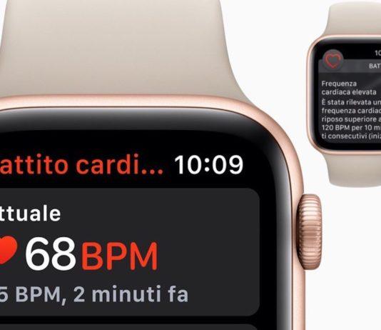 Apple Watch 4: come usarlo per l'elettrocardiogramma