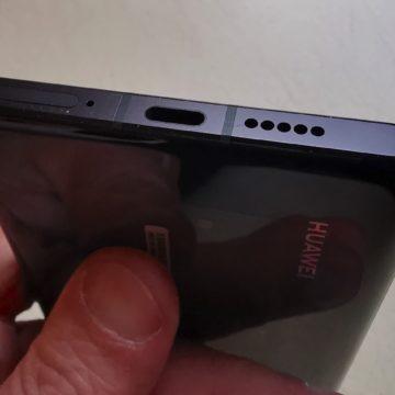 Unboxing Huawei P30 Pro e primi scatti