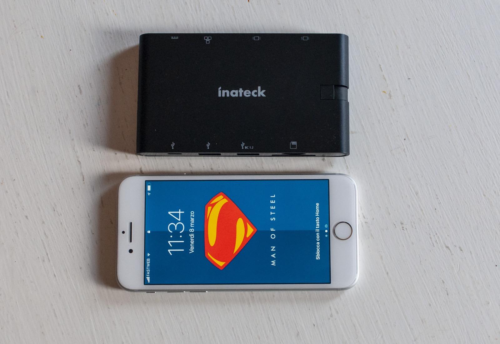 Recensione Inateck 9-in-1 USB C Hub, l'adattatutto USB-C